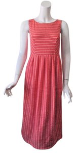 Anthropologie short dress Coral on Tradesy