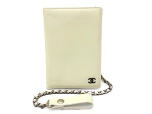 Chanel chanel wallet holder with chain
