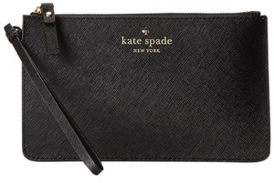 Kate Spade Small Wristlet in Black