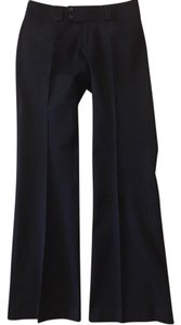 Banana Republic Martin Fit Cuffs Trouser Pants Black