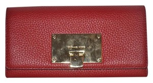 Michael Kors New With Tags Red Clutch
