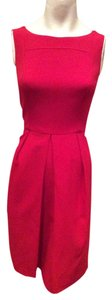 ADRIANNA PAPELL Designer Dress Size 6 Small S 4 8 Red Sundress Maxi Formal Dress