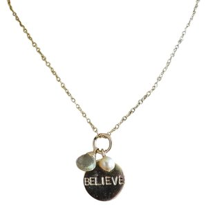 Other Believe necklace