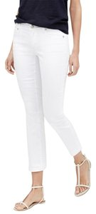 Ann Taylor LOFT Cropped Cotton Capri/Cropped Denim