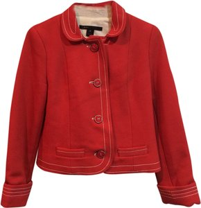 Marc Jacobs Red Blazer