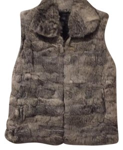 Saks Fifth Avenue Fur Vest