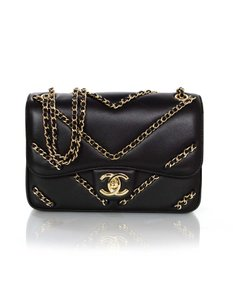 Chanel Mini Front Flap Cross Body Bag