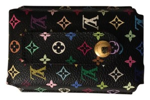 Louis Vuitton Louis Vuitton Takashi Murakami Limited Multicolor Monogram iPod Case