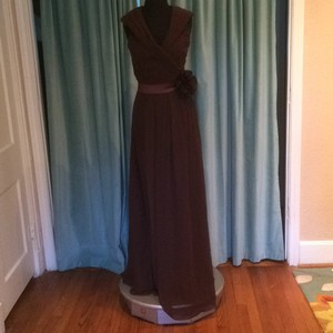 Ambiance Chocolate Dress