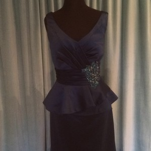 Ambiance Dark Blue Dress