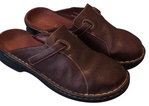 Clarks Brown leather Sandals