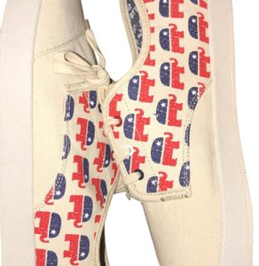 TOMS Red, White and Blue Athletic