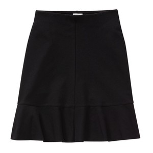 Aritzia Mini Skirt Black