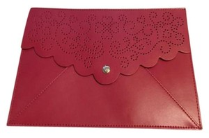 Kate Spade New York red Clutch