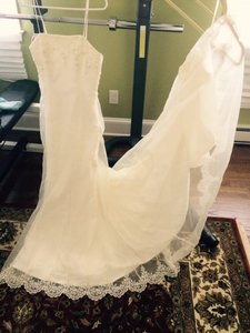 DaVinci Bridal Style Number 8003 Wedding Dress