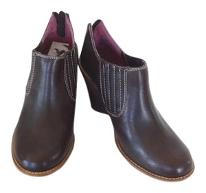 Hush Puppies Wedge brown Boots