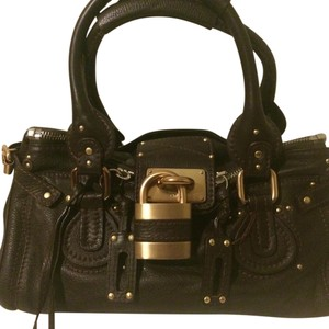 Chloé Satchel in Chocolate Brown