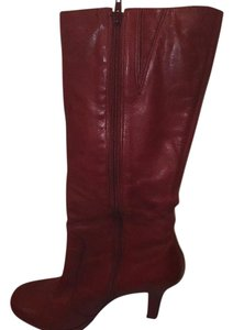 Bakers Oxblood Boots