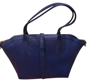 J.Crew Shoulder Satchel in Blue