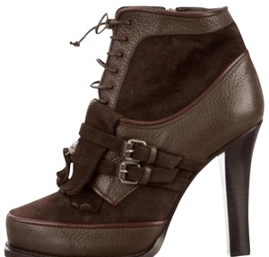 Tabitha Simmons Brown Boots