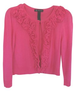 INC International Concepts Rosettes In Fron Sweater
