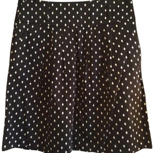 Candie's Skirt Black and white