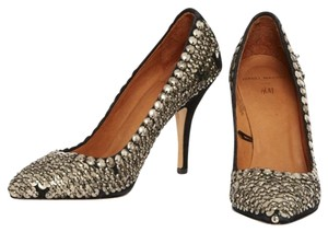 Isabel Marant Silver Pumps