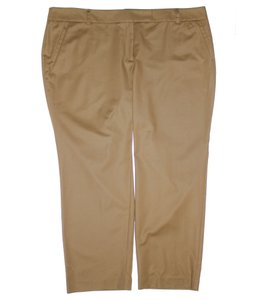 Charter Club Trouser Pants Beige