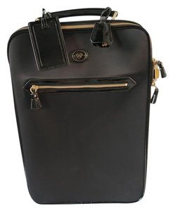 Anya Hindmarch Travel Black Travel Bag