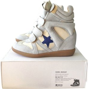 Isabel Marant Shoe Sneakers blue Athletic