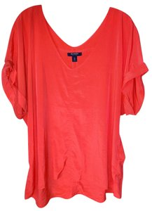 Old Navy Xxl Tunic Top Bright Orange