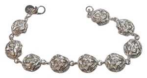 Other Sterling Silver Filled Rose Bracelet J2960