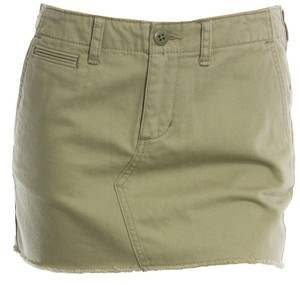 Ralph Lauren Mini Skirt Beige