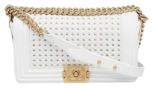 Chanel Sheepskin Cross Body Bag
