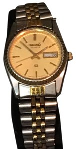 Seiko Seiko Womens Stainless Steel Band Model No- 7n3660 Wristwatch