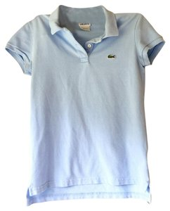 Lacoste Polo T Shirt baby blue