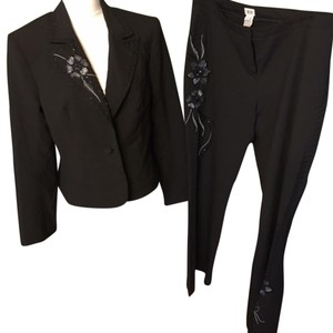 Cache Ladies Cache Beaded Pant Suit