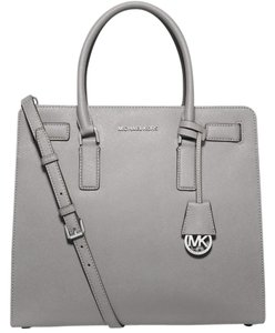 Michael Kors Dillon Satchel in Dove