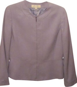 Tahari light lavender Jacket