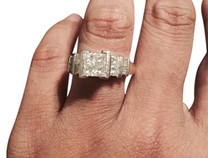 14K Diamond Ring $300 price cut for a quick sale!!