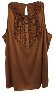Elie Tahari Top Brinze
