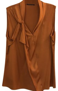 Elie Tahari Top golden