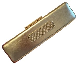 Badgley Mischka Gold Clutch