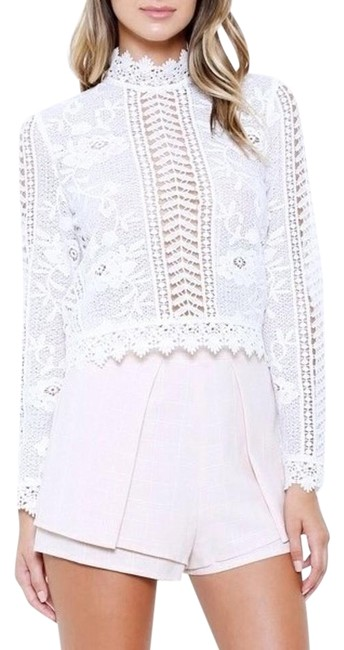 Preload https://img-static.tradesy.com/item/19678764/white-night-out-top-size-2-xs-0-1-650-650.jpg