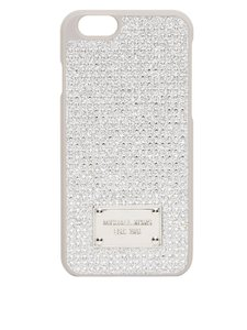 Michael Kors MICHAEL Michael Kors Pave iPhone 6 or 6s Case CRYSTAL