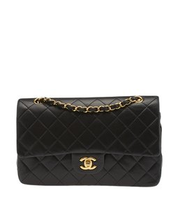 Chanel Vintage 2.55 Double Flap Shoulder Bag