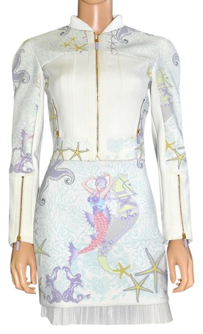 Versace New Jacket Skirt - 57% Off Retail hot sale