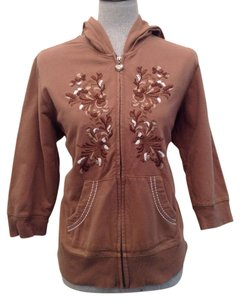 Three Hearts Brown Jacket