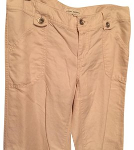 Banana Republic Relaxed Pants Tan