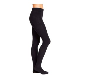 Shimera 2 PAIR NWT FAST SHIPPING Fleece Lined Tights SMALL/MED BLACK